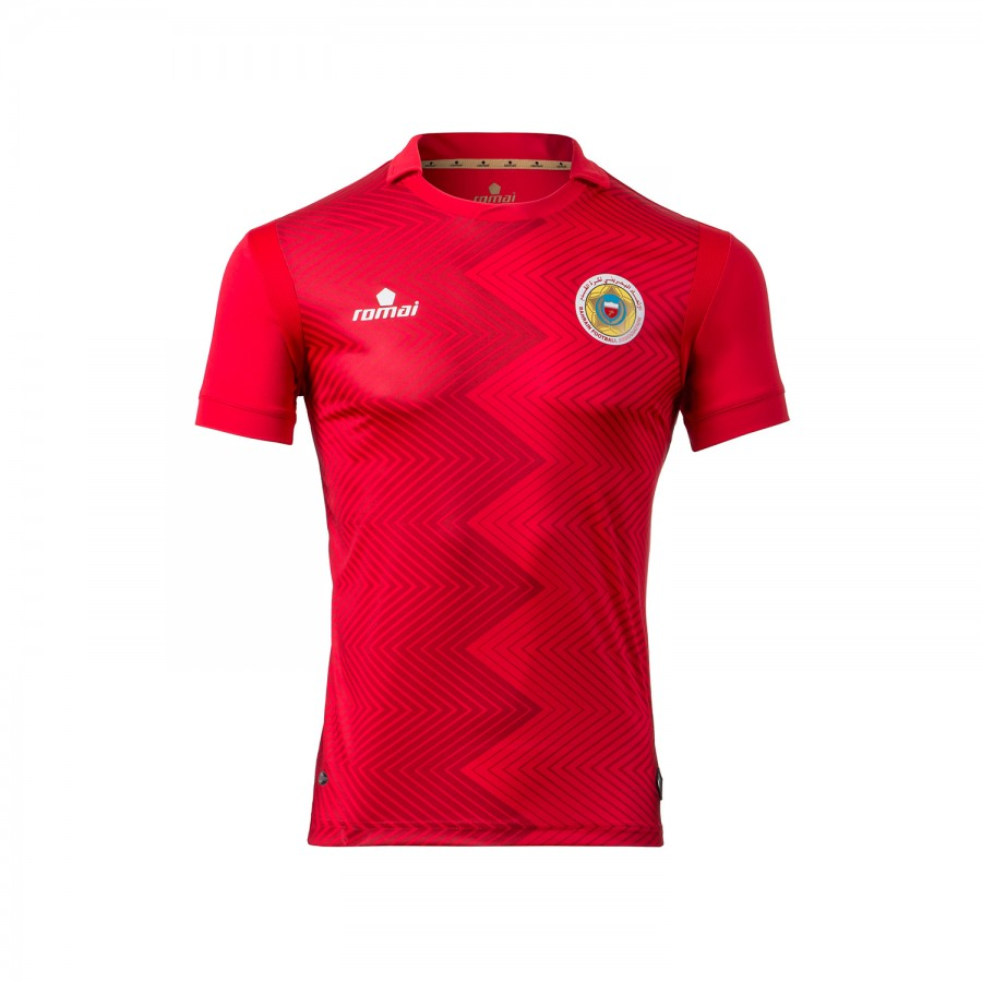 the best attitude 0d002 29336 Bahrain National Team Jersey - Red