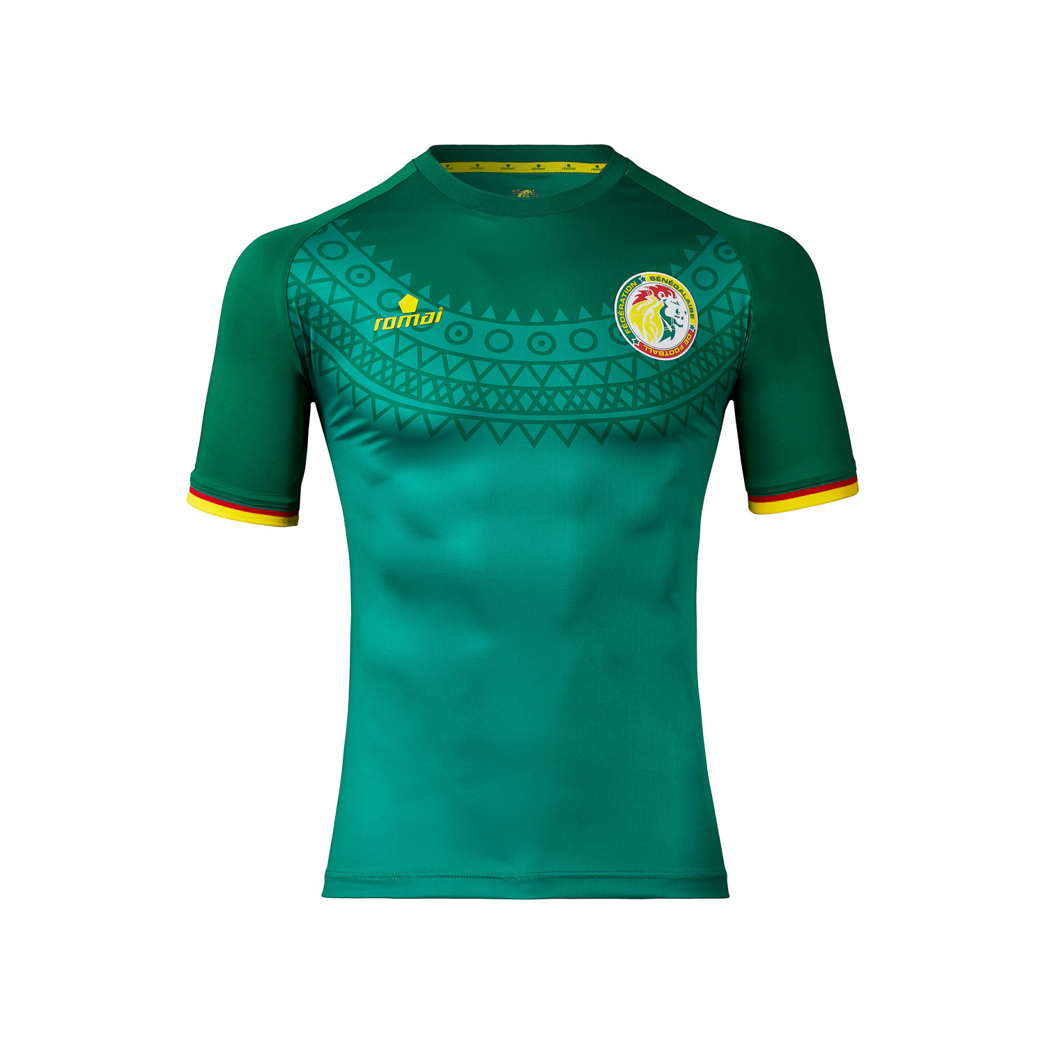 0d93eb2cffb Senegal National Team – Green Jersey. 🔍 Out of Stock